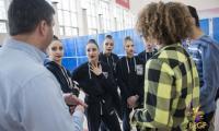 Олимпийските отбори по природни науки са талисман на Световната купа в София