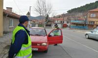 За три часа бяха поставени под контрол главните входно-изходни участъци на град Сливен.