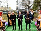 """Днес кметът Стефан Радев официално откри изцяло реновираната детска градина """"Детство"""" в квартал """"Младост""""."""