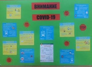 Информация за коронавирус COVID-19