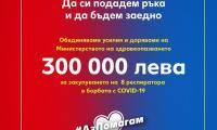 Kаufland и Lidl даряват 300 000 лева за закупуването на 8 респиратора  за българските болници