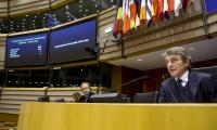 Окончателно гласуване в пленарна зала за одобряване на решаващи мерки в подрепа на ЕС