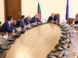 Борисов разговаря днес с представители на големи търговски обекти тип мол и на Българската ритейл асоциация, съобщи пресслужбата на МС