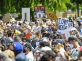 Шеста нощ продължават протестите в Съединените щати