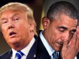 Доналд Тръмп и Барак Обама