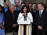 Ан Идалго, която заема поста през 2014 г., е преизбрана отново