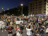 Протестът - 23 ден