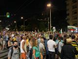 Протестът - 25  ден