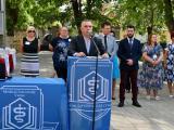 Стефан Радев поздрави бъдещите медицински специалисти за избора на професия и на висше учебно заведение