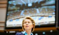 Урсула фон дер Лайен ще очертае работата на Комисията за справяне с кризата, предизвикана от COVID- 19 © EU 2020-EP/DLL