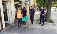 РУ-Сливен санкционира нарушения при движение с велосипеди и електрически тротинетки