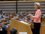 Урсула фон дер Лайен, председател на ЕК