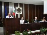 Стефан Радев внася  предложение за проект на Наредба за условията, критериите и реда за финансово подпомагане на спортните клубове