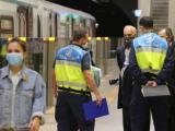 Общинската полиция в София засили контрола за носене на маски в градския транспорт на столицата