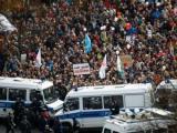 Протест в Берлин заради плана за борба с Covid