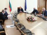Работно съвещание при премиера Бойко Борисов