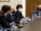Представители на ГЕРБ се отзоваха на поканата на президента Румен Радев да обсъдят с него предстоящите парламентарни избори