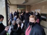 Фалстарт на масовата ваксинация в Пловдив   Снимка: Радио Пловдив, Никола Николов