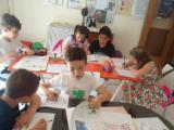 """Деца от неделно училище """"БулгаринА"""" в Преска, област Абруцо, Италия Снимка: Facebook"""