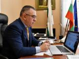 Кметът Стефан Радев участва в онлайн семинар