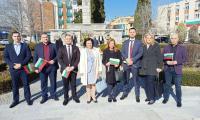 ГЕРБ - Сливен се поклони пред героите загинали за Освобождението на България