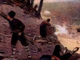 """""""Български въстаници 1876"""" (картина на В. Антонов)"""