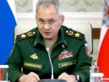 Министърът на отбраната на РФ Сергей Шойгу