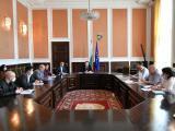Заседание на Общинската Комисия по безопасност на движението и транспорт по пътищата