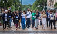 """Стотици хора от България и света се предизвикаха с каузата """"Образование"""""""