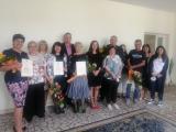 """Минчо Афузов връчи наградата """"Неофит Рилски"""" на петима учители от област Сливен"""