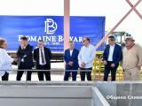 Гостите , сред които бяха кметът Стефан Радев и областните управители на Сливен Минчо Афузов и на Ямбол Георги Чалъков, телевизионният водещ Ути Бъчваров, имаха възможност да проследят целия процес по производството на вино
