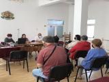 Информационната кампания за ползите от ваксините срещу COVID-19,  по инициатива на областния управител Минчо Афузов и РЗИ, продължи и в останалите три общини на областта