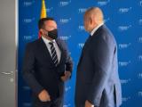 Бойко Борисов и Зоран Заев