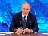 Президентът на РФ Влдимир Путин