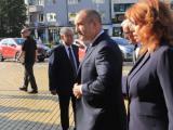 Президентът Румен Радев и вицепрезидентът Илияна Йотова