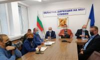 Ст. комисар Димитър Величков: Доброто взаимодействие между институции е гарант за провеждане на честни избори
