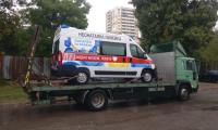 Капачки за Бъдеще даряват детска линейка и събират алуминиеви кенчета