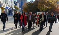 Кандидатите за народни представители от БСП-Сливен отбелязаха Димитровден
