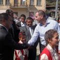 Цветан Цветанов среща с избератели в с. Градец