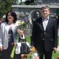 Юлиана Колева и Диан Червенкондев